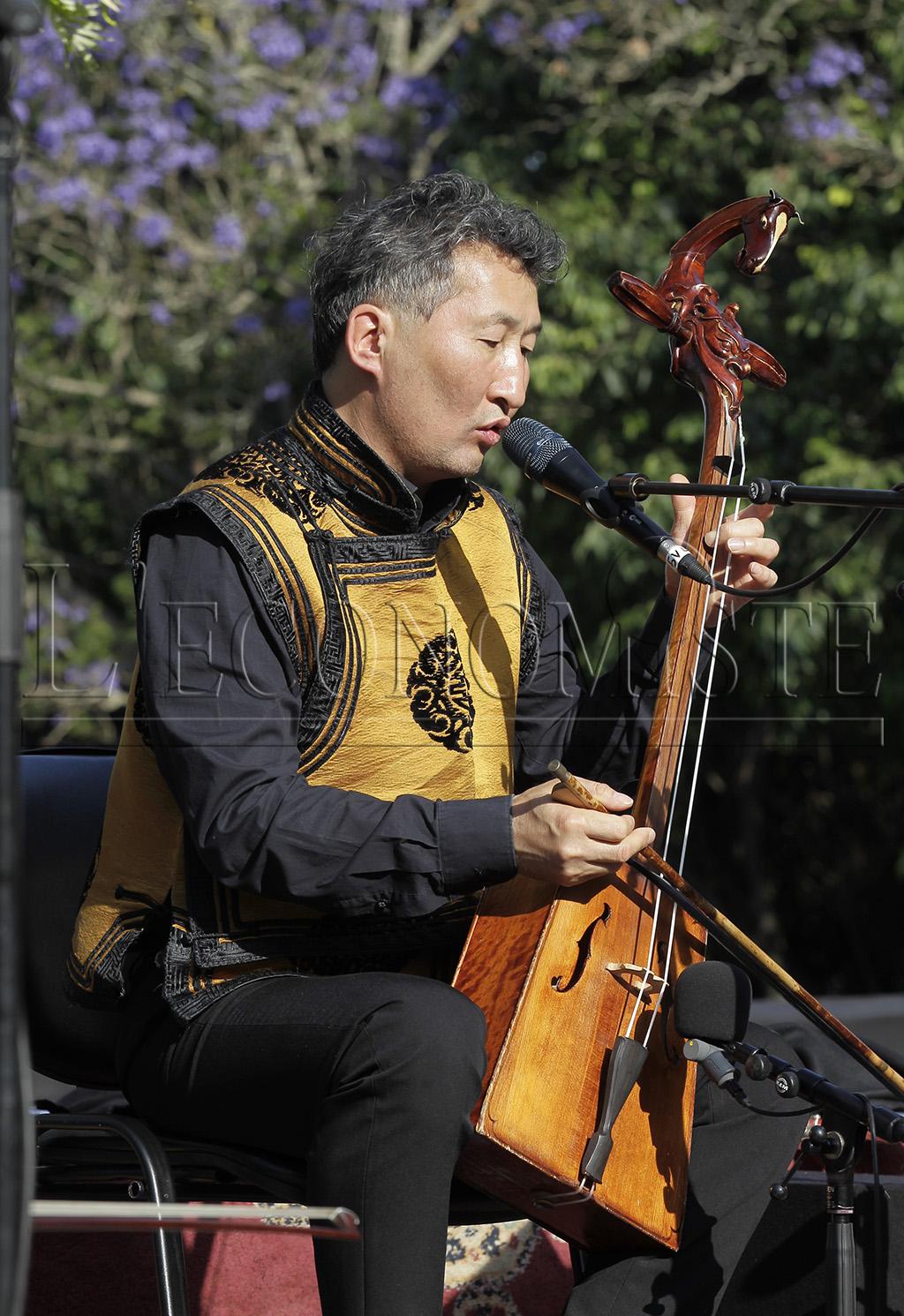 Souffles Quartet - Mongolie