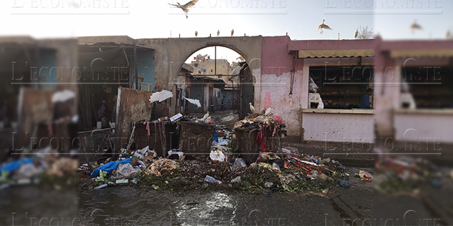 Collecte des déchets : L'anarchie règne toujours à Casablanca