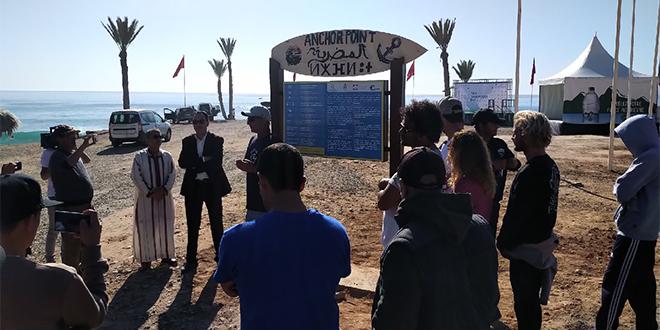 Surf: Le Souss Massa protège ses spots