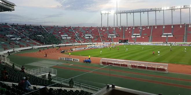 Foot: La FRMF se penche sur le retour des supporters dans les stades