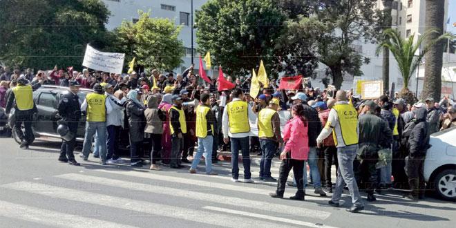 Rabat: La grève du personnel de Stareo se poursuit
