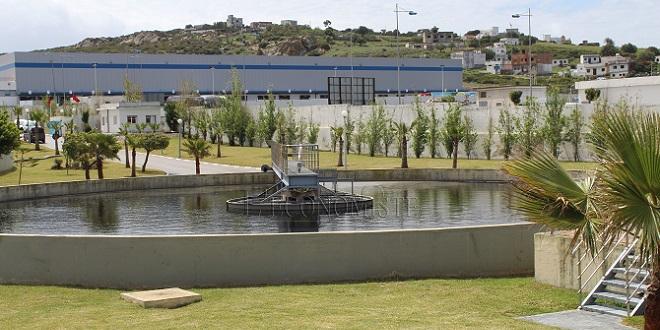 Tanger: 124 millions de DH pour la réutilisation des eaux usées dans des espaces verts