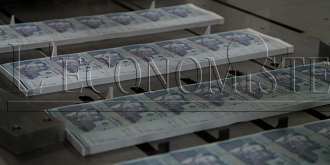 La masse monétaire progresse en janvier