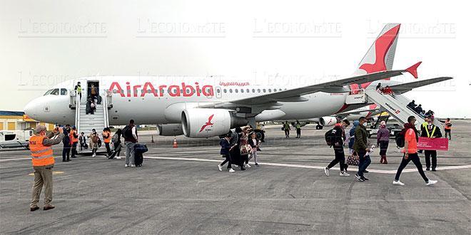 Aérien: Tétouan surperforme