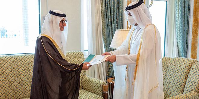 Après la crise diplomatique, premier ambassadeur saoudien au Qatar