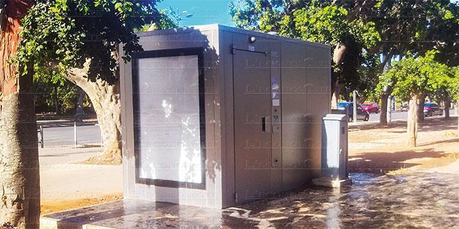 Casablanca: Casa Baia s'occupera des toilettes publiques