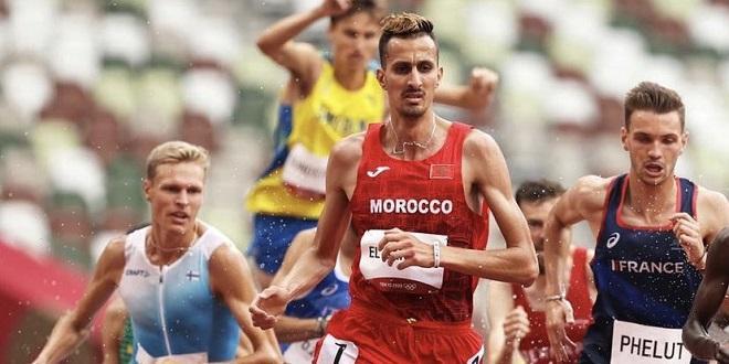 J.O de Tokyo: Soufiane El Bakkali médaillé d'or au 3.000 m steeple