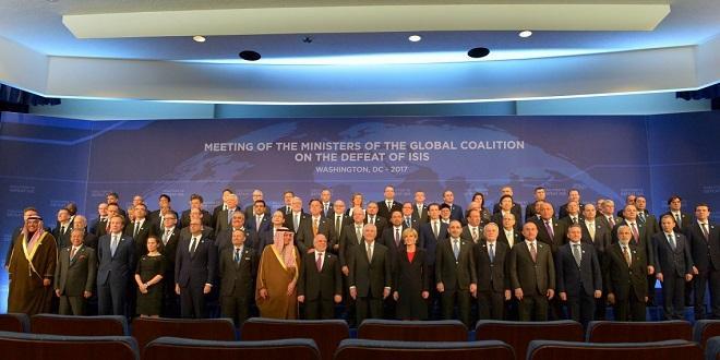 Coalition anti-Daech: réunion des ministres des AE à Rome