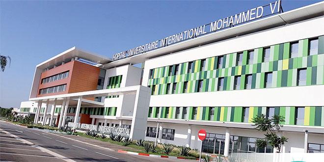 Tout sur le nouvel hôpital universitaire de l'UM6SS