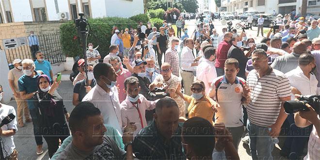 Mairie de Rabat: Bataille autour de la présidence