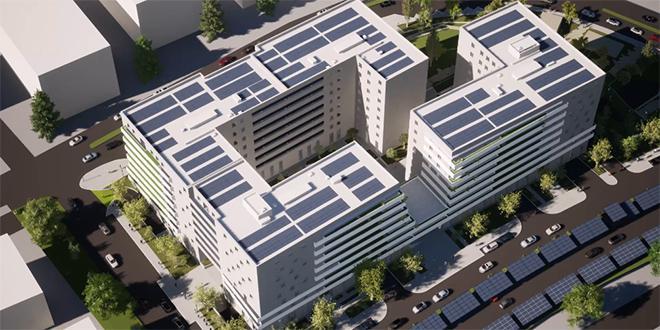 Casablanca: MedZ construira un ensemble de bureaux à haute performance environnementale