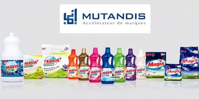 Mutandis: Légère hausse du chiffre d'affaires