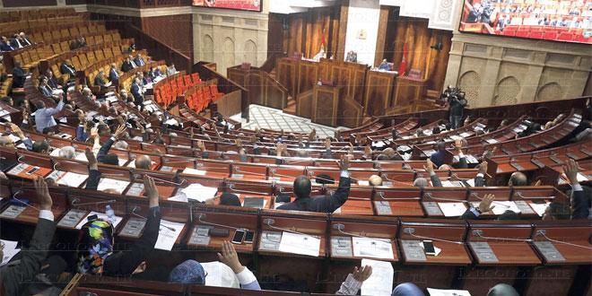 Parlement: Les enjeux de la session d'avril