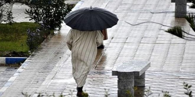 Hauteur de pluie