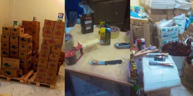 Produits contrefaits: La DGSN sévit à Oujda