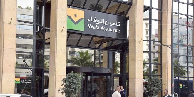 Résultats semestriels: Wafa Assurance se relance