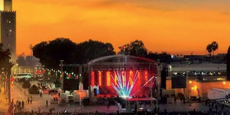 Marrakech/Stars In The Place: Gims, Dadju, Lartiste… en concert pour cette fin d'année