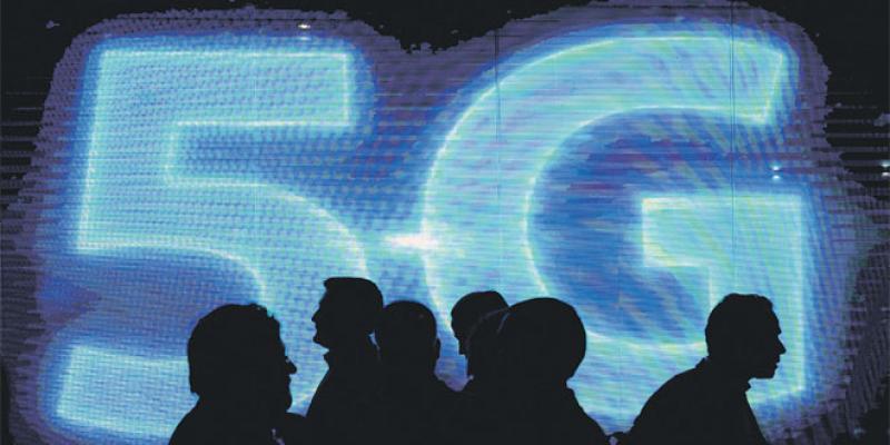 Télécoms: Lancement de la 5G en 2023