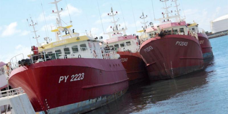 Accord de pêche: Feu vert européen à l'extension aux provinces du sud