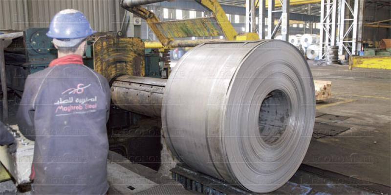 Training de diplomatie économique pour l'acier