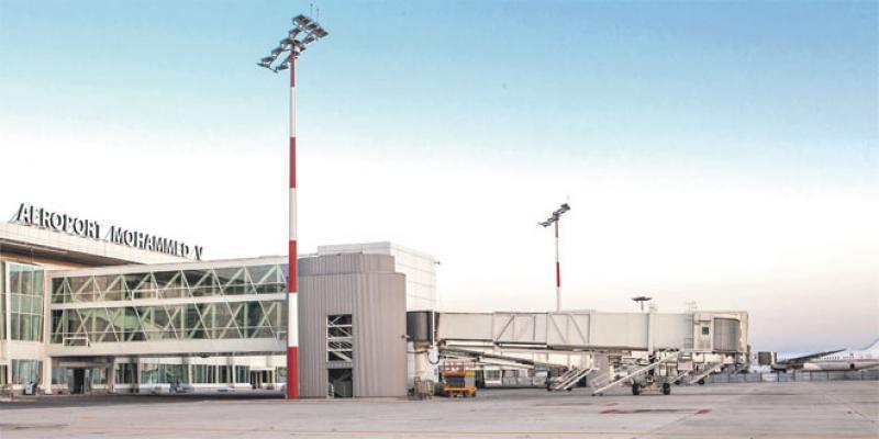 Aéroport Mohammed V: Le Terminal 1 ouvre enfin!