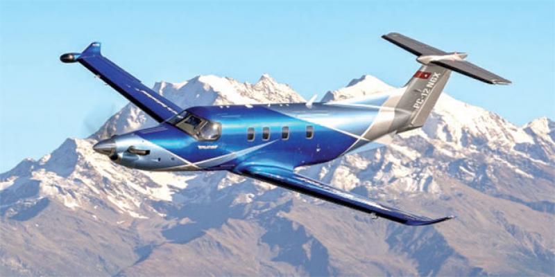 Aéronautique Le suisse Pilatus atterrit au Maroc