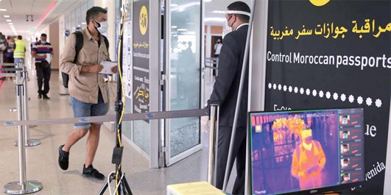 Rétablissement des liaisons aériennes: Qui est concerné par les nouvelles conditions