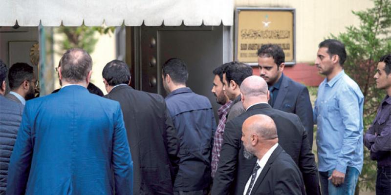 Affaire Khashoggi: L'Arabie saoudite lance une enquête interne
