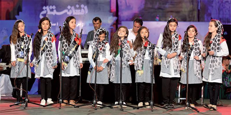 En Afghanistan, les femmes chantent pour défendre leurs droits