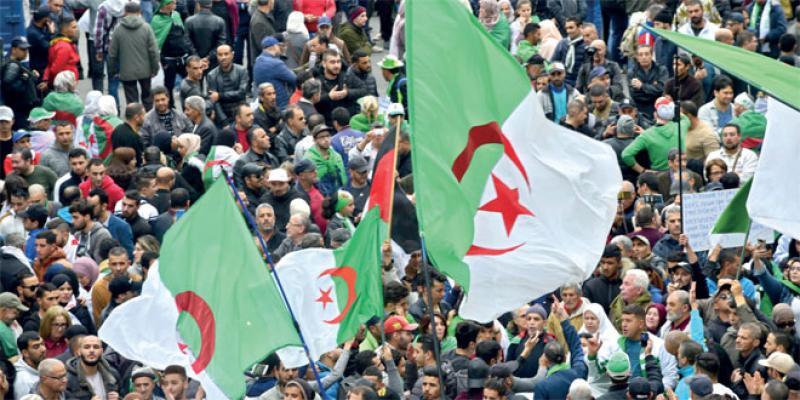 Algérie, la résilience d'une contestation