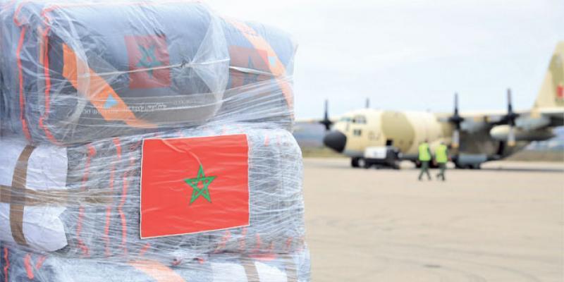 Explosions à Beyrouth: Le Maroc au chevet du Liban