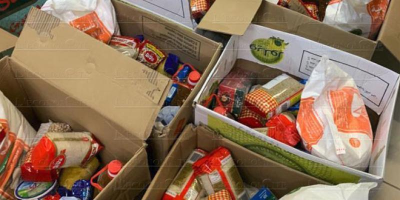 Aides alimentaires: Oujda verrouille les circuits de distribution
