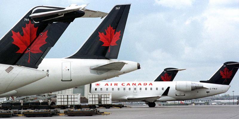 Air Canada étoffe ses vols à partir de Casablanca
