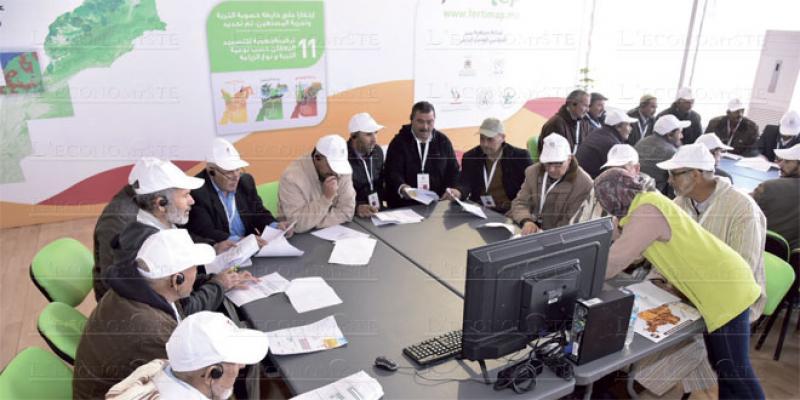 Agriculture: «Al Moutmir Itinérant» séduit à Taounate