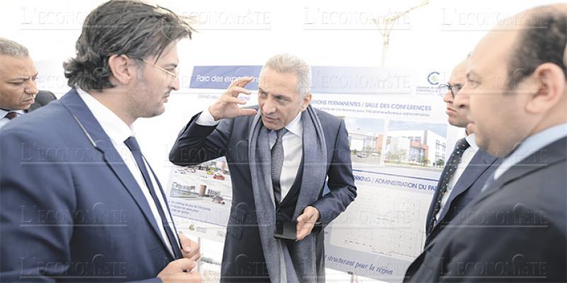 CCIS-Fès-Meknès: Le parc des expositions peine à se concrétiser