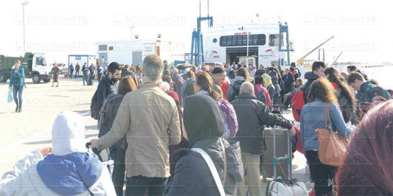 Algésiras: Les autocars dans le viseur des douaniers espagnols