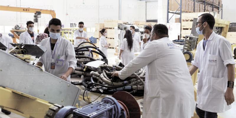 Alstom ouvre une nouvelle page dans l'histoire du Cotef