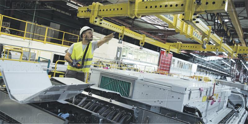 A La Rochelle, Alstom prépare les futurs trams de Casablanca - De notre envoyées spéciale, Aziza EL AFFAS