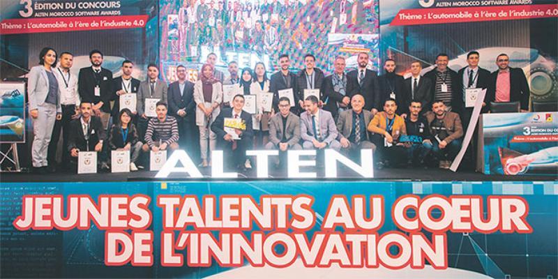 PME Régions - Fès-Meknès/Industrie 4.0: Alten Delivery Center, champion régional