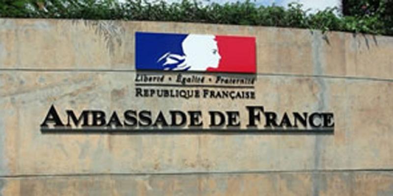 Environnement: L'ambassade de France «passe au vert»