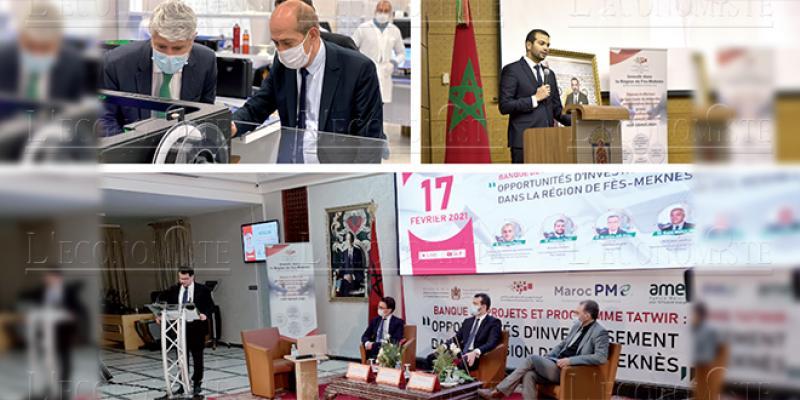 PME Régions: En bref