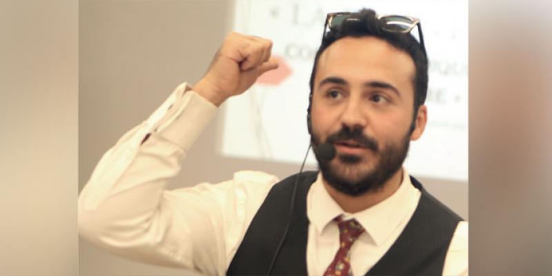Amine Souaq: «L'amour n'est que le carburant du moteur éducatif»