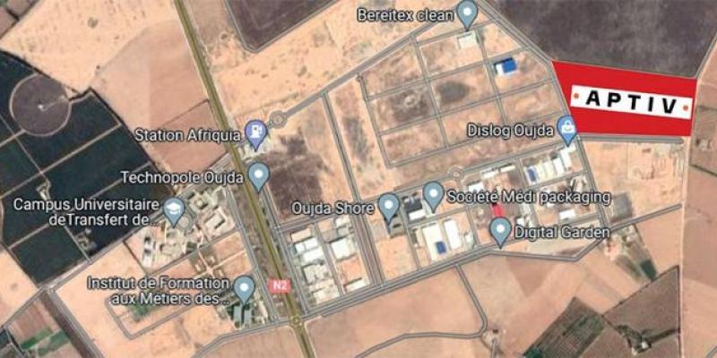 Equipementiers: Aptiv installe sa 10e unité à Oujda