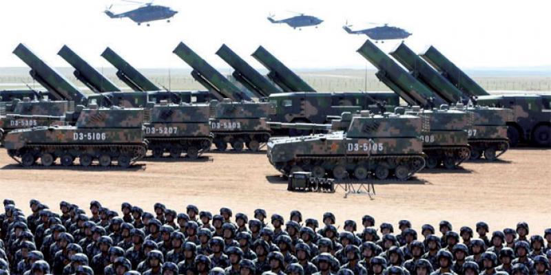 Armement: La Chine au coude-à-coude avec les Etats-Unis