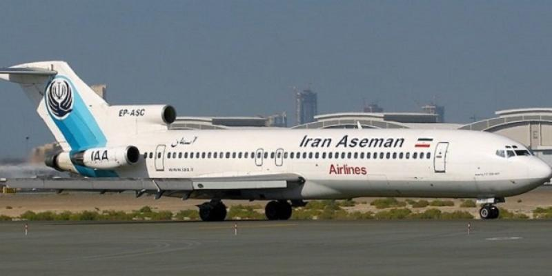 Iran : Crash d'un avion de ligne
