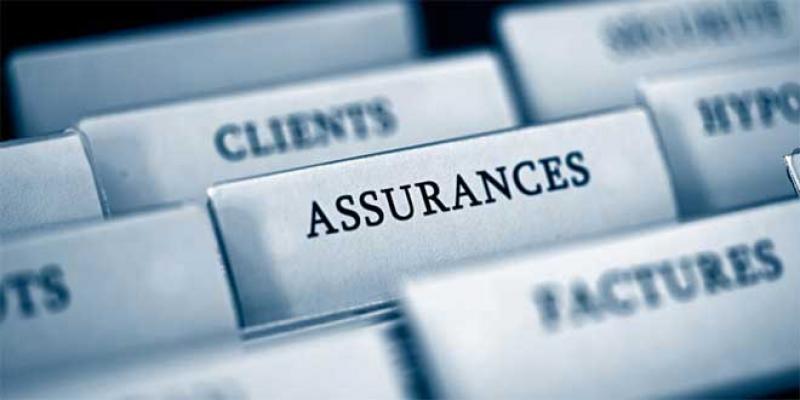 L'assurance croît mais à un rythme modéré