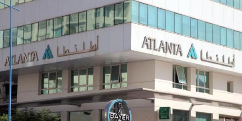 Résultats annuels: Atlanta contient la baisse de régime de l'automobile