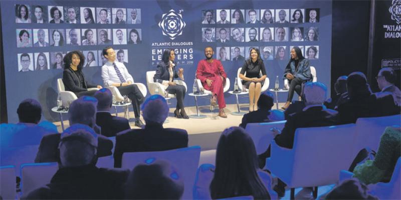 Atlantic Dialogues: Attentes, inquiétudes et ambitions… les jeunes ont la parole!