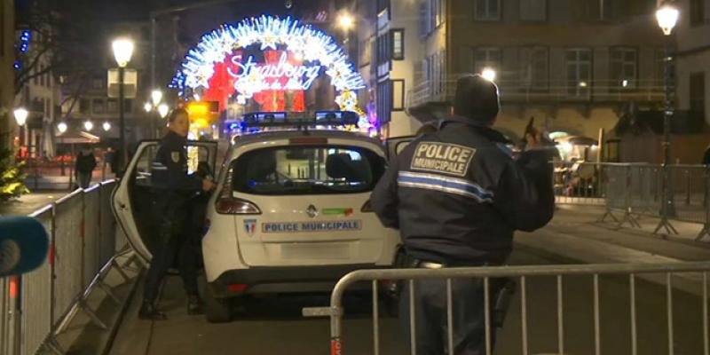 VIDEO-Fusillade à Strasbourg : la France en « urgence attentat »