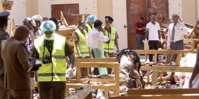 Attentats au Sri Lanka: Le monde entier endeuillé